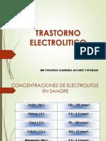 PRESENTACION ALTERACIONES ELECTROLITICAS