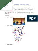 Guión Introducción a La Quimicafísica e Importancia en Las Ciencias Biológicas