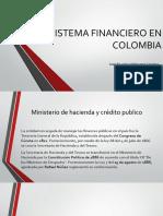 Sistema Financiero en Colombia Juan Ricardo V