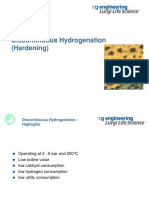 01 Discontinuous Hydrogenation