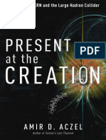 Present at the Creation Amir D. Aczel - Excerpt