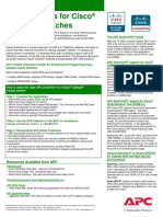 APC Solutions Cisco