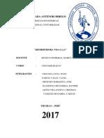 Distribuidora Vigo s.a.c 1