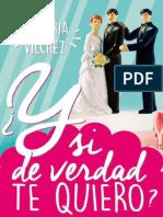 Y Si de Verdad Te Quiero - Victoria Vilchez