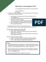 Materi 6 Praktek Membuat Mail