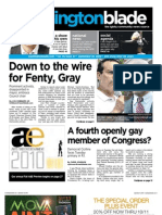 washblade.com - vol. 41, issue 37 - September 10, 2010
