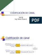 6. Codificación de Canal