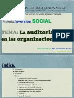 La Auditoria Social en Las Organizaciones1