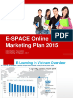 Online Marketing 2015 Plan Revised1