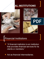 29540084 Financial Institutions