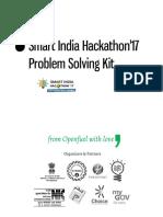 Smart Hackathon 2017 Ideas