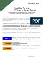 HybridXT Retrofit Mitsubishi AppNote