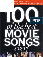 100 of the Best Movie Songs Ever