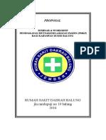 Proposal Pelatihan PMKP Doc