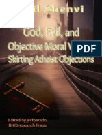 God, Evil and Objective Moral Values