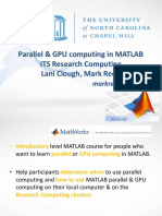 Parallel Gp Um at Lab