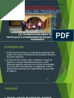 Plan de Trabajo Coordinador de Enlace Andamarca 2018