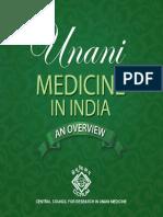 Unani Medicine in India Web
