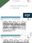 Reclutamiento y Selección de Personal Oxford Group Giovanni Alfonso Huanqui Canto
