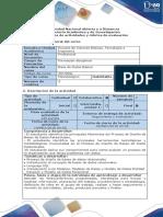 Guía de actividades y rubrica de evaluación - Fase 6 - Trabajo Final