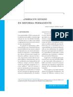 3. Reforma Al Estado Colombiano