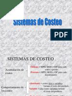 Presentación Capítulo 3 ( COSTEO POR ORDENES Y ASIGNACION DE GIF) 2015