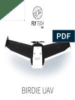 FlyTechUAV Birdie ENG
