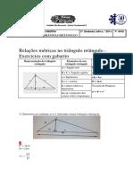 lista de exercícios relaçoes metricas no triangulo retangulo 3 UL sbc.pdf