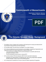 New report about Holyoke Soldiers' Home: