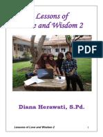 Love and Wisdom 2