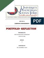 Reflection Kps 14 Week