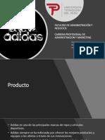 Presentación Adidas