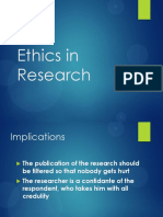 [3]Research Ethics