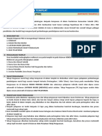 Templat Pelaporan Pbd Kssm Tingkatan 2 Matematik