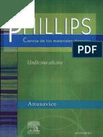 Ciencia de Los Materiales Dentales PHILLIPS
