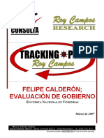 Tracking Poll Roy Campos