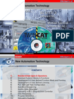 12 TwinCAT PLC Control