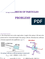 5P Equilibrium of Particles Problems(1)