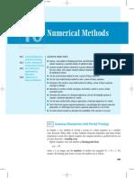 Capitulo 10 Metodos Numericos