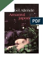 Isabel Allende - Amantul Japonez (v1.0)