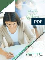 ETTC's Brochure