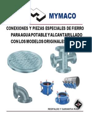 KG Pieza de transici/ón para tuber/ías de drenaje de DN100.
