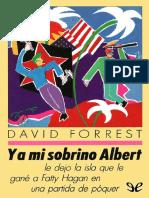 Y a Albert Le Dejo La Isla