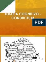 TERAPIA COGNITIVO - CONDUCTUAL