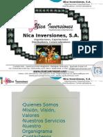 Presentacion Nica Inversiones S.a.
