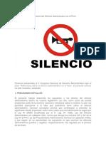 Los Supuestos y Los Efectos Del Silencio Administrativo en El Perú