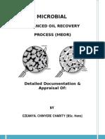 microbial enhancement of oil recovery recent advances woodhead a premuzic e t