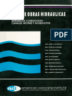 33 DISEÑO DE OBRAS HIDRAULICAS, SISTEMAS DE CONDUCCION, CANALES SIFONES Y ACUEDUCTOS - ACI CAPITULO PERUANO UNI 1994.pdf