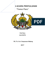 SAP Tumor Paru