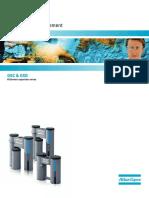 OSC Oil-water Separator Leaflet (Filtro de Los Atlas Corp)